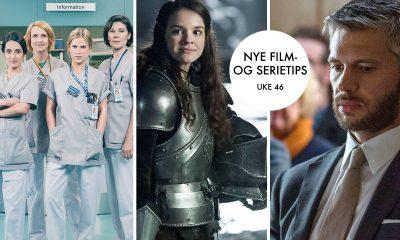NY UNDERHOLDNING: Denne uken anbefaler vi to TV-serier og én film.