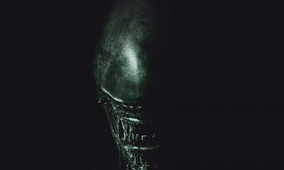 NY TEASERPLAKAT: Alien: Covenant.