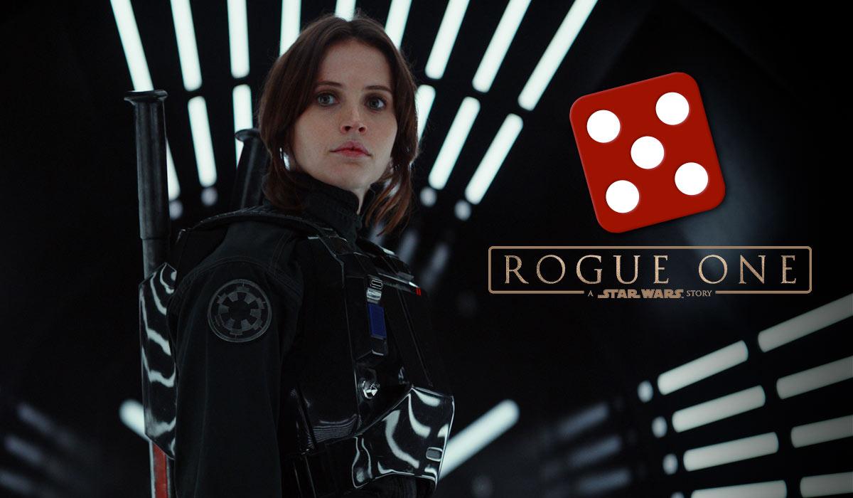 Rogue One:AStarWarsStory står seg til en sterk femmer, mener vår anmelder.
