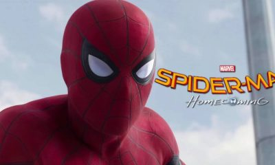Tom Holland har hovedrollen i Spider-Man: Homecoming.