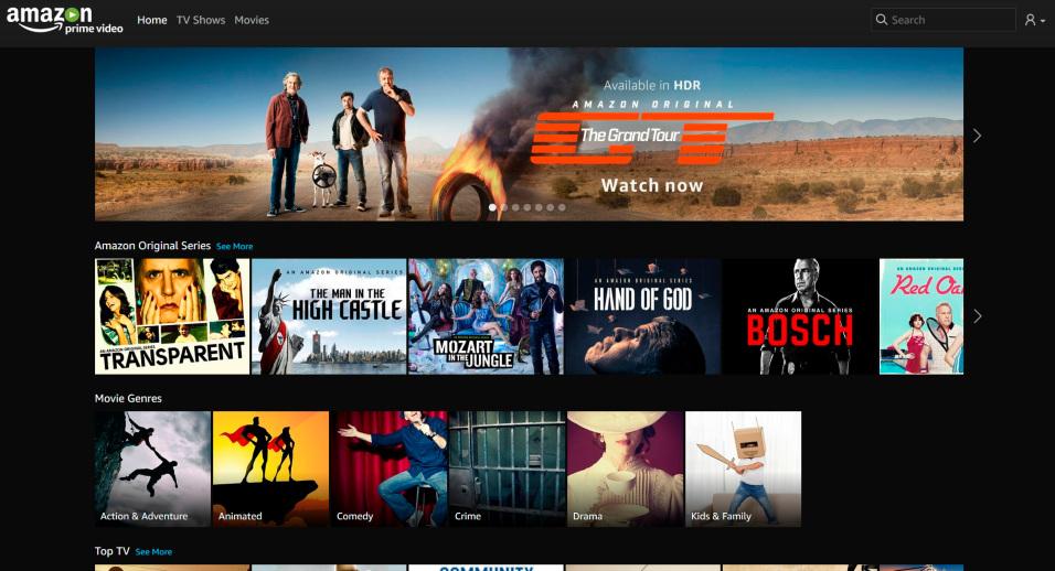 14. desember 2016 ble Amazon Prime Video lansert i Norge og hele 199 andre land verden over.