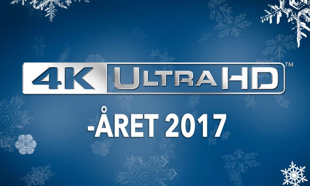 4K Ultra HD-året 2017 i fokus! Illustrasjonsdesign: Per Mork, VIDEOMAGASINET.no ©