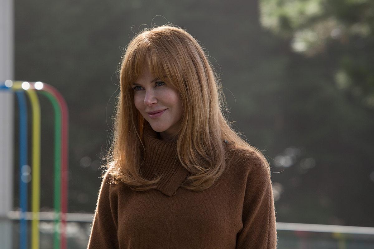 Nicole Kidman som Celeste Wright. Foto: HBO