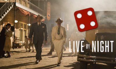 Ben Affleck vil så gjerne lage en klassisk gangsterfilm med Live By Night, men lykkes ikke helt mener vår anmelder.
