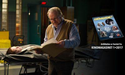 Brian Cox som Tommy Tilden i The Autopsy of Jane Doe. SAKEN ER HENTET FRA KINOMAGASINET 1•2017, SOM DU KAN LESE DIGITALT NEDERST.