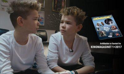 Marcus &Martinus – Sammen om drømmen hadde norgespremiere 20.01.2017.