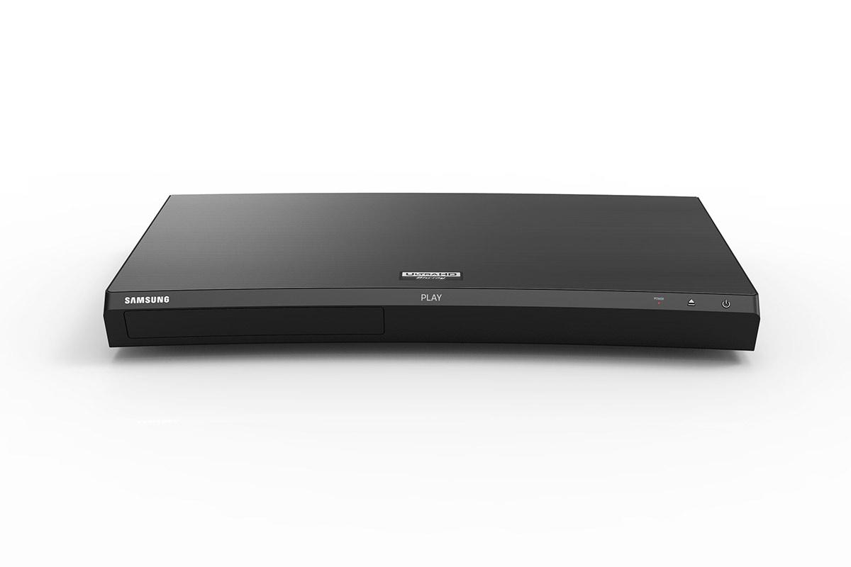 Den andre UHD-spilleren fra Samsung kommer i 2017 og heter UBD-M9500.