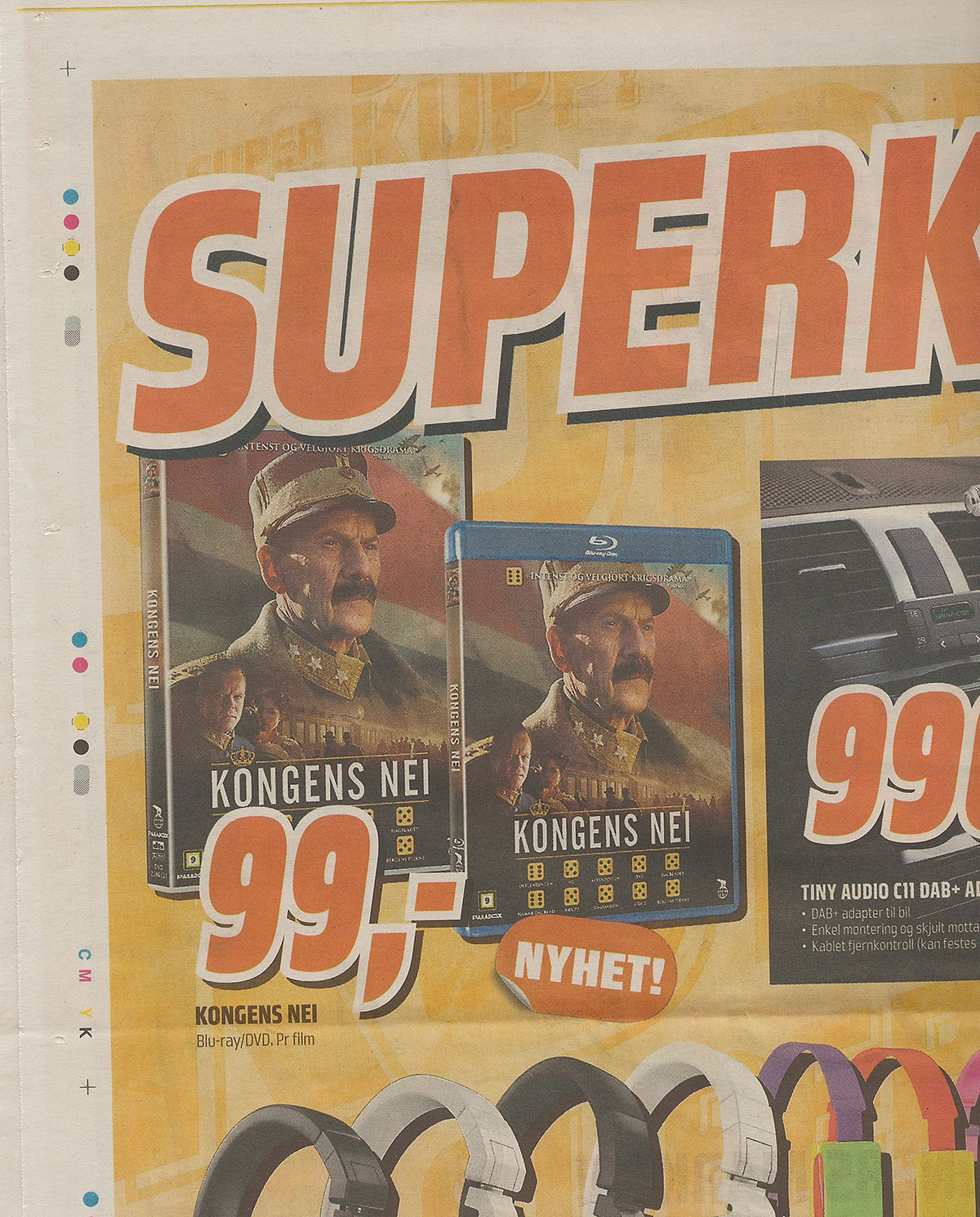 Superkupp også på Kongens nei hos stormarkedskjeden Coop Obs!