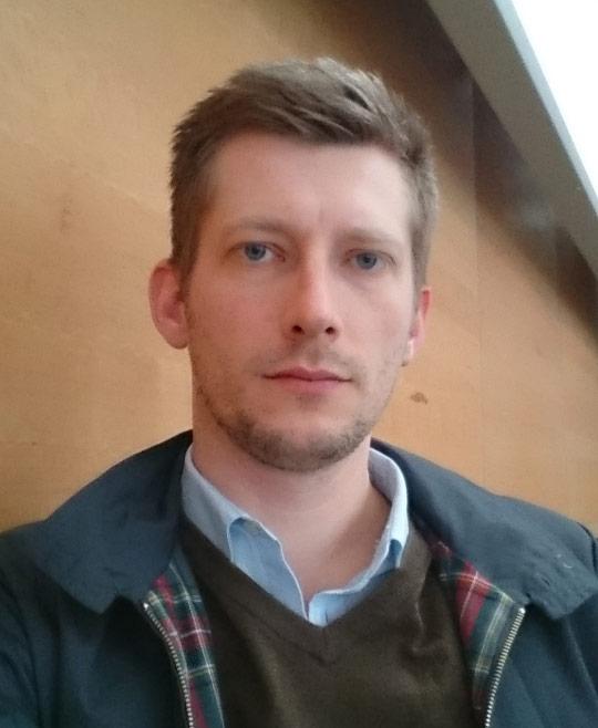 Morten Stephanson, salgsjef fysiske og digitale produkter, hos Nordisk Film Distribusjon. Foto: Privat.