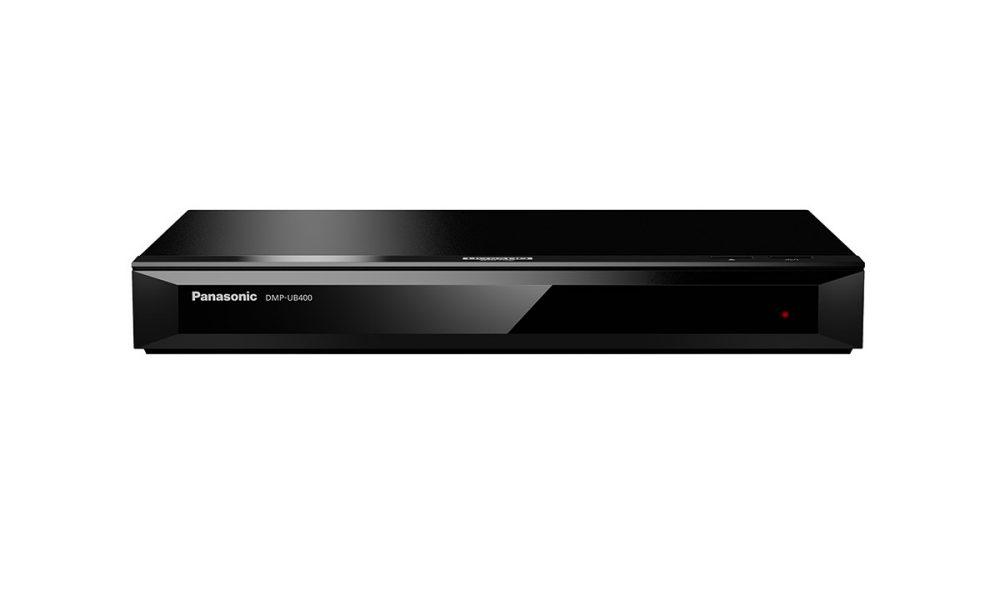 NY 2017-MODELL: Panasonics DMP-UB400 er en av tre nye Ultra HD Blu-ray fra selskapet.