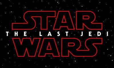 Og filmen har et navn: Star Wars: The Last Jedi.