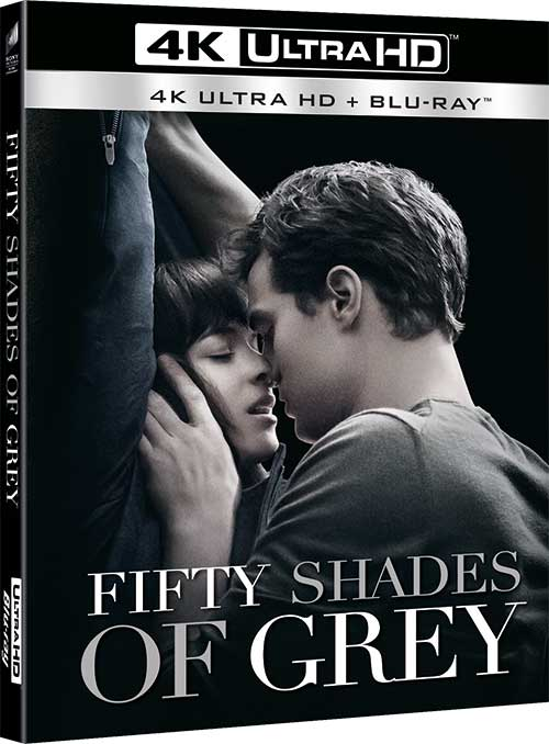 8. mai utgis Fifty Shades of Grey (2015) for første gang på UHD.