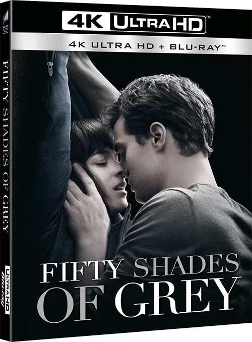 8. mai utgis Fifty Shades of Grey (2015) for første gang på UHD.