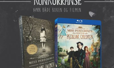 Miss Peregrines Home For Peculiar Children-konkurranse!