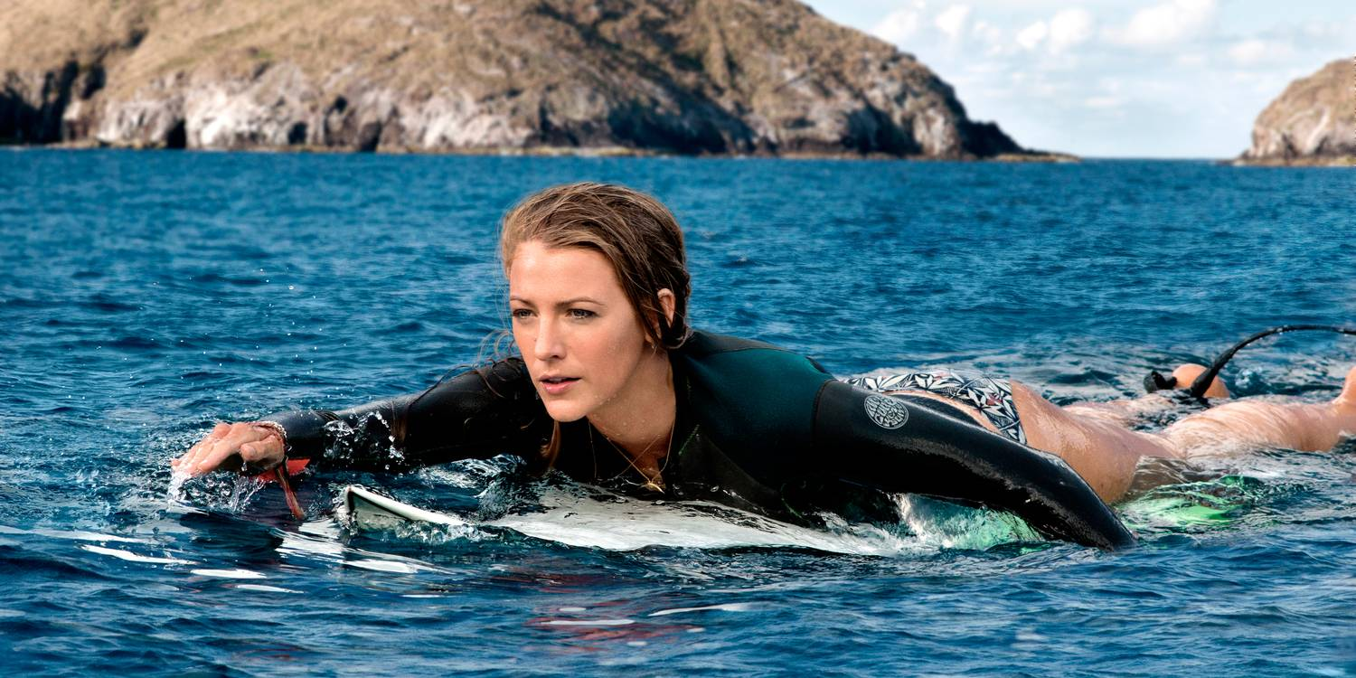 Blake Lively er mesterlig i rollen som Nancy Adams i The Shallows. FOTO: Sony Pictures.