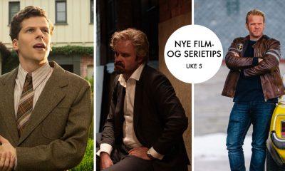 TRE FILMER: Tre filmer, med både dramatikk, action og humor, anbefales denne uken.