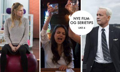 HUMOR OG DRAMATIKK: Filmene som anbefales denne uken innehar både humor og dramatikk.
