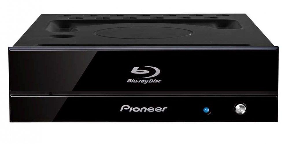 BDR-S11K-BK og BDR-S11J-X er modellnavnene på Pioneers to PC-baserte 4K UHD-avspillere. Foto: Pioneer.