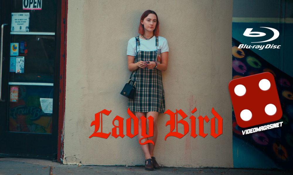 1b08f46f Anmeldelse: Lady Bird (Blu-ray Disc) – VIDEOMAGASINET
